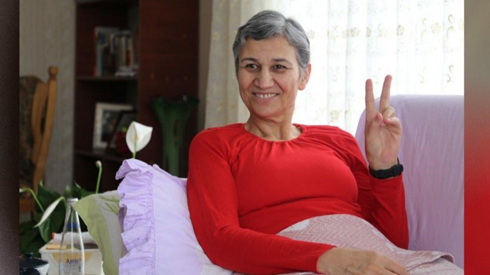 Leyla Güven'in eylemi 195'inci, ölüm orucu 22'nci gününde