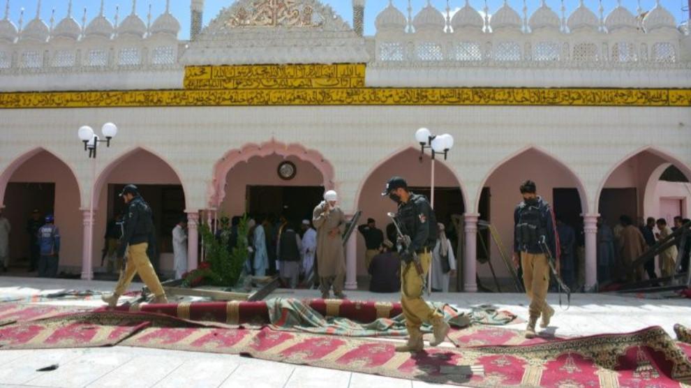 Pakistan'da bombalı saldırı: 2 ölü, 28 yaralı
