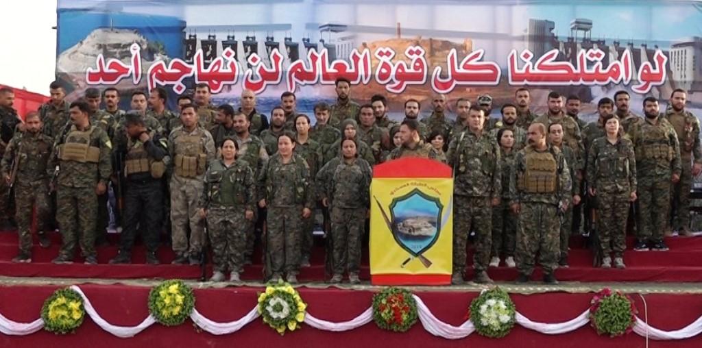 Tebqa Askeri Meclisi kuruldu