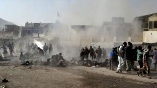 Afganistan'da saldırı: Çok sayıda ölü ve yaralı var
