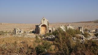 Türk devleti Efrin tarihini katlediyor, UNESCO ise sessiz