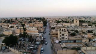 Türk devletinin Girê Spî'deki işgal politikaları