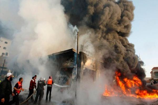 Bağdat'ta bombalı saldırı: En az 5 ölü