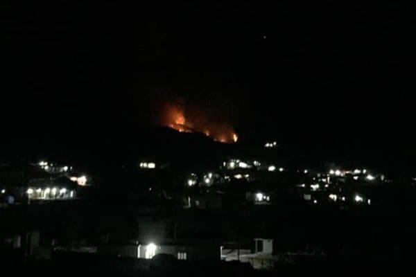 İşgalci Türk ordusu Bradost'u bombaladı