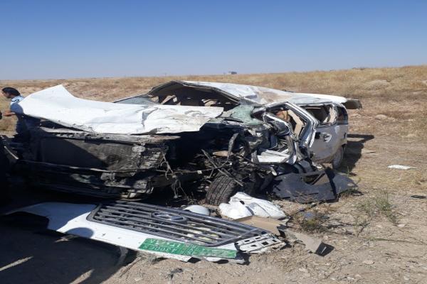 Hesekê'de trafik kazası: Bir kişi yaşamını yitirdi