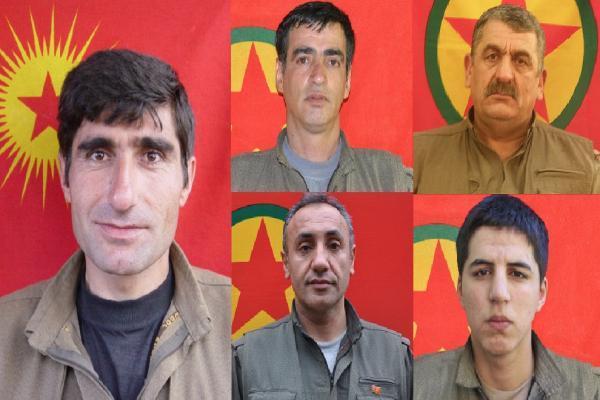 PKK Newroz'da şehit düşen gerillaları andı