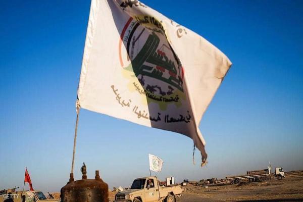 Haşdî Şabî Kampı İHA ile bombalandı