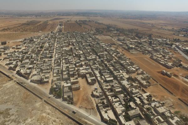 Suriye rejimi Şehba'ya ambargo uyguluyor