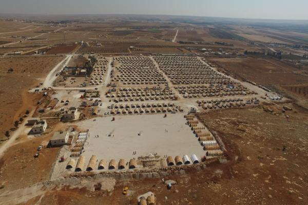 Efrîn halkı Şehba'da yeniden örgütlendi