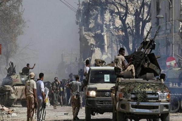 Libya'da Türkiye-Katar'a bağlı çetelere yönelik operasyon hazırlığı
