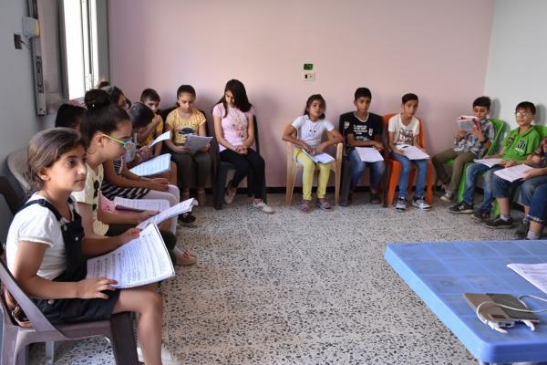 Cemîl Horo Kültür Merkezi çocuklar için eğitim programı başlattı