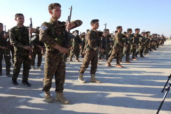 Reqa Askeri Meclisi ilk eğitim devresini tamamladı
