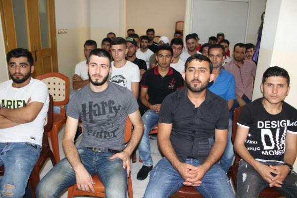 Lübnan'daki Kürt gençleri bir araya geldi