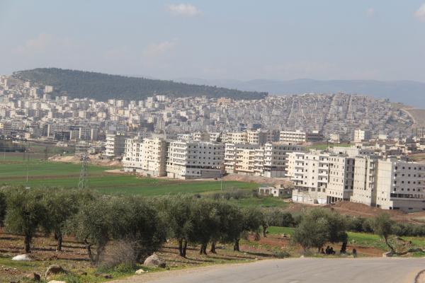 Efrîn'de onlarca sivil kaçırıldı