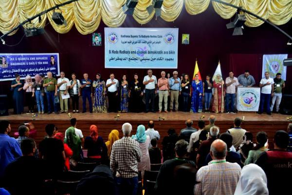 Emekçiler Birliği ikinci konferansını gerçekleştirdi