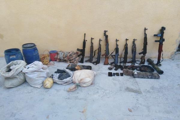 Minbic'de saldırı hazırlığındaki DAİŞ çetesi yakalandı