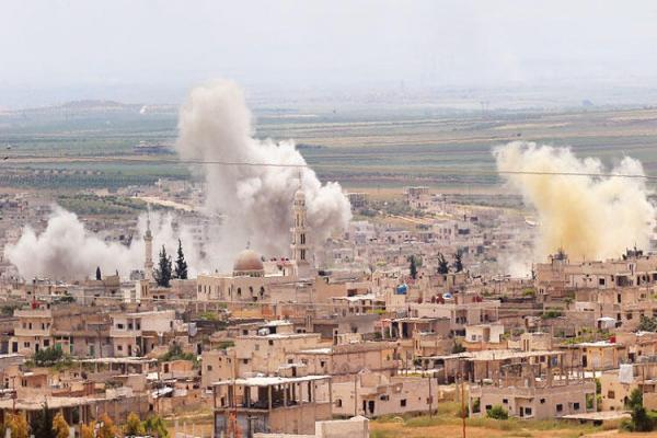 SOHR: Suriye rejim güçleri Han Şeyhun'a girdi