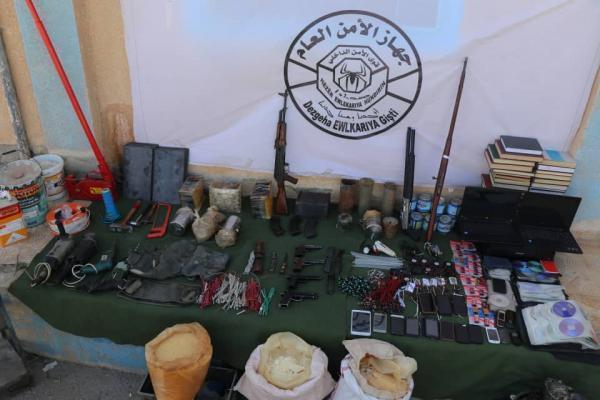 Reqa'da DAİŞ'in hücre yapılanması çökertildi