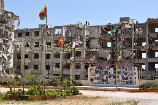 Şêxmeqsûd'da bir direniş öyküsü