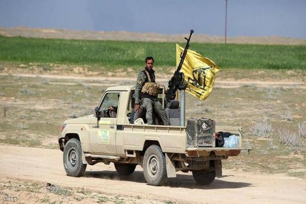 Haşdi Şabi'ye İHA saldırısı: 2 ölü