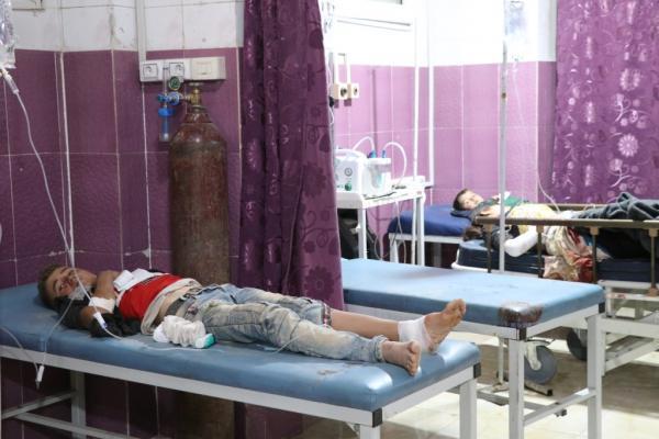 İşgalci Türk devleti Minbic'in köylerini bombaladı: 2 sivil şehit, 13 sivil yaralı