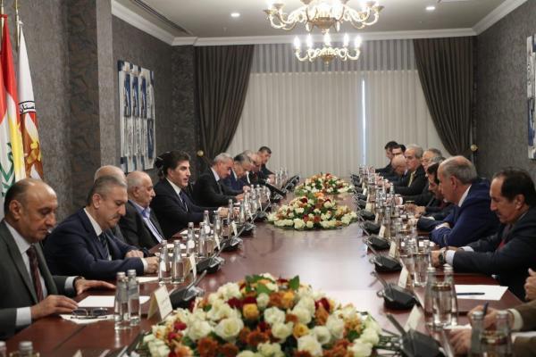 Güney Kürdistan'daki siyasi partiler: Savaşa karşı ortak tutum almalıyız