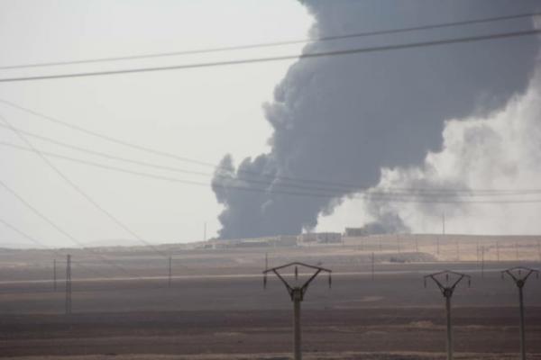 24 saatlik savaş bilançosu: Türk devleti kimyasal silah kullanıyor
