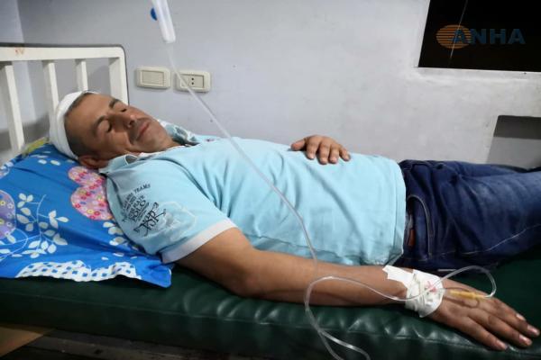 Qamişlo'daki bombardımanda 3 sivil yaralandı