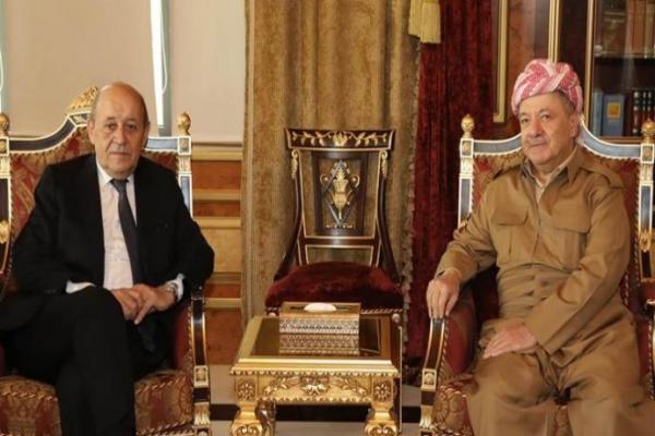 Barzani: Çözüm için Kürtlerin ödediği bedel göz önünde bulundurulmalı