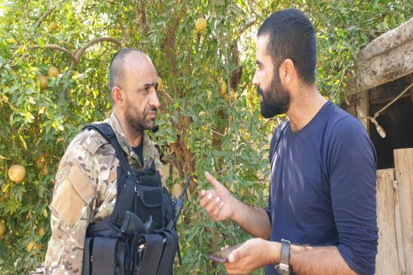 Serêkaniyê'deki QSD komutanı: Düşmanın aldığı yerleri geri alacağız