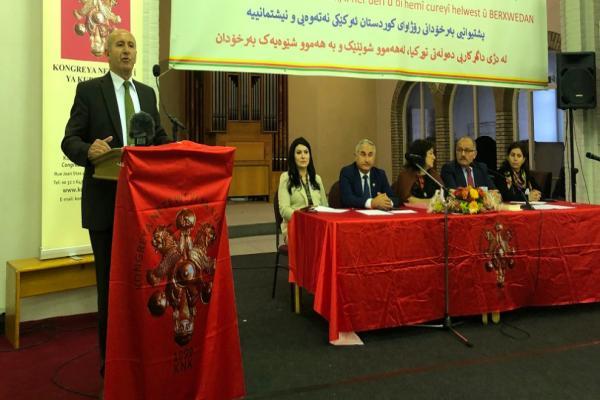 KNK deklarasyonunu açıkladı: En büyük ihtiyaç ulusal birlik - YENİLENDİ