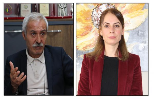 Siyasi soykırım operasyonları: Belediye eşbaşkanları gözaltına alındı