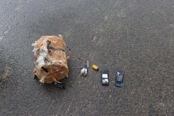 Şedadê'de bir mayın etkisiz hale getirildi