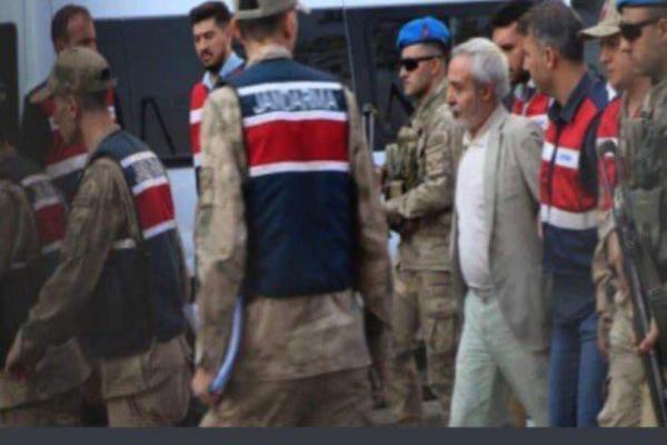 Amed Büyükşehir Belediye Eşbaşkanı Selçuk Mızraklı tutuklandı