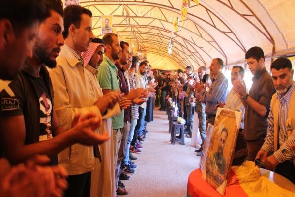 Şehit Merwan'ın taziyesine kitlesel ziyaretler sürüyor