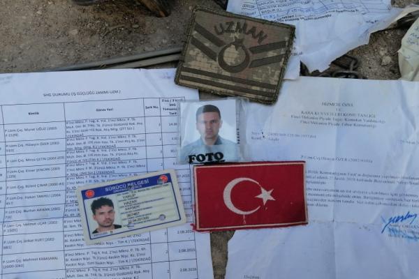 Girê Spî'de çok sayıda Türk askeri öldürüldü: Türk devleti ölülerini saklıyor mu?