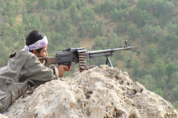 Gerillalar, Dersim ve Xakurkê'de işgalcileri vurdu
