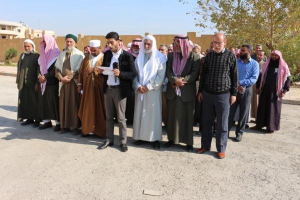 'Türk devletinin Kuzey ve Doğu Suriye'deki uygulamaları İslam'da haramdır'