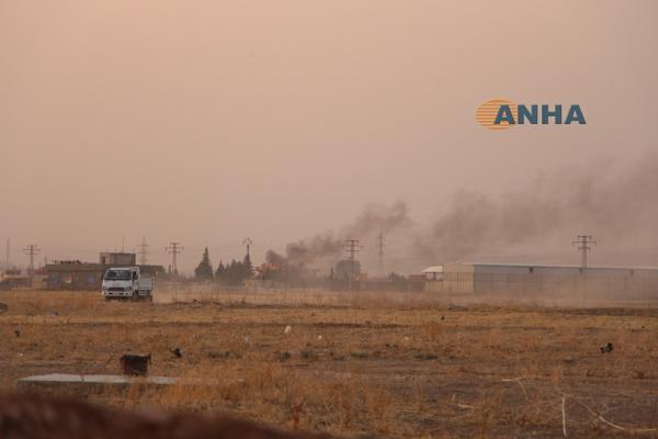 Girê Spî'ye saldırılar kırıldı: 2 çete öldürüldü