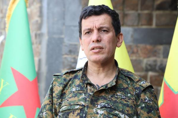 Mazlum Ebdi: Türk devletinin saldırıları DAİŞ'i canlandırdı