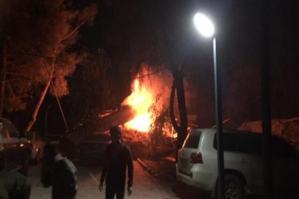 Urfa Zırhlı Tugay Komutanlığı'nda art arda patlamalar