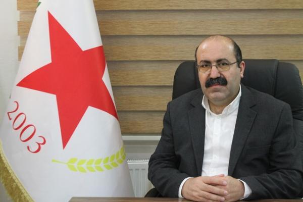 Şahoz Hesen: Erdoğan, resmi bir DAİŞ kurmak istiyor