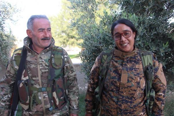 Onur Direnişi'nin ön saflarında Ermeni bir aile