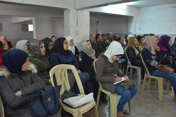 'Kadınlar toplumdaki öncü rolü için kararlı olmalı'