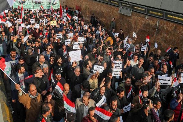 Irak'ta göstericilere ateş açıldı: 16 ölü, 45 yaralı - YENİLENDİ