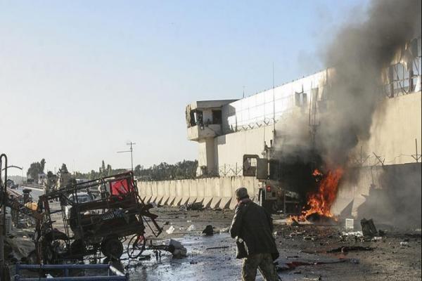 Afganistan'da saldırı: 1 ölü, 60 yaralı