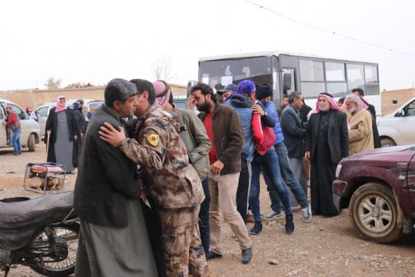 Şehit Qasim'in ailesine başsağlığı ziyareti