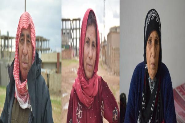 Serêkaniyêli göçmenler: Türk devletinin çeteleri terör listesine alınsın!