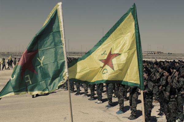Rojava'da halkların temel gücü: Özsavunma -1