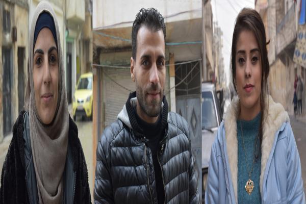 Halep halkı: İşgal saldırılarıyla ortak yaşam iradesi hedef alınıyor